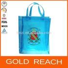 Clear PVC Vinyl Tote Handle Bag Promotional Plastic PVC Shopping Bags