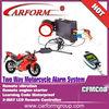 Good quality 2-way motorcycle anti-theft alarm system New motorcycle alarm system with remote engine start/CFMC08