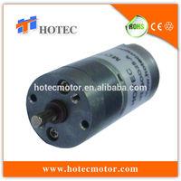 quiet high torque dia 25mm gear box reversible 12v variable speed dc motor 500rpm