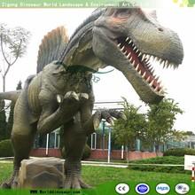 Dinosaurio modelo de simulación fósil Replica dinosaurio