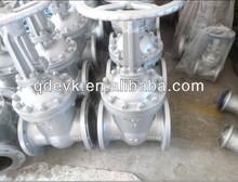 DIN cast steel rising stem gate valve