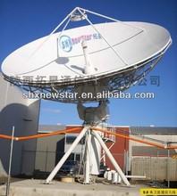 9.0m satellite transmitting and receiving