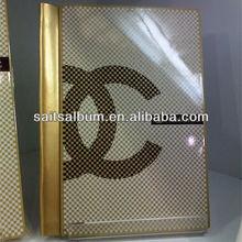 Hot sale ceramic 12x18 inch photo album made in China