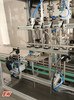 factory price automatic liquid soap filler machine with CE ISO