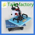 La venta caliente! De alta calidad t- shirt la prensa del calor de la máquina fabricante chino t- shirt de calor máquina de la prensa al por mayor
