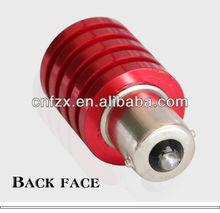 1156 base Car LED bulbs 3W Guangzhou Manufacturer