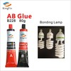 4 minutes Acrylic AB Glue fast solidified at room temperature