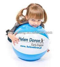 inflatable beach ball girls