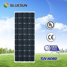 Bluesun 2013 hot sale 150w monocrystalline solar panel