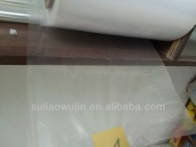 China clear PVC shrink Film on roll