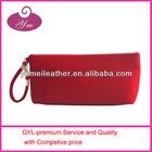 Hot sale! wholesale fashion velvet high-end cosmetic bag guangzhou cosmetic bag