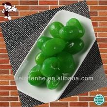 Green color dehydrated Kumquat