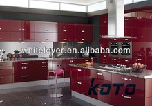2013 hot sales kitchen design (Quality in High end of Market & Good Price)