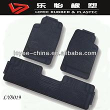 Universal Fitting 4pcs Set Car Vehicle PVC Floor Mats