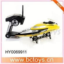 2014 New Products WL912 2.4G 4ch omni-directional high speed rc destroyer boat with servo 28km/h HY0069911