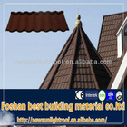 High quality color roof tile/colorful stone coated steel roofing tile /kerala house roofing tile
