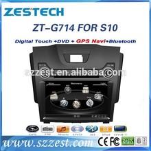ZESTECH auto car radio gps car gps for Chevrolet S10/COLORADO/TRAILBLAZER with gps navigation system