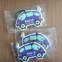 Paper Type Paper car air freshener