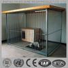 4M X 2M large galvanized steel dog run