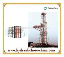 Rubber High Pressure Rotary Drilling Hose API 7k Grade A B C D E F
