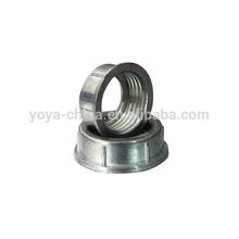 zinc aluminum conduit bushing with thread