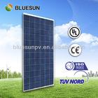 2014 China best price poly 300w+precio+de+paneles+solares