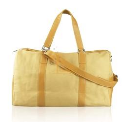 Carlos Canvas Overnighter Bag