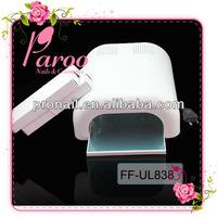 36 watt nail gel curing UV lamp 36 watt nail UV lamp