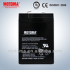 6V4AH high quality solar battery
