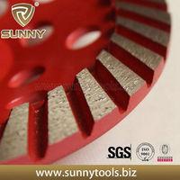 P-413 metal polishing Diamond Abrasive Flap Wheel