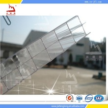 polycarbonate hollow sheet pool cover widely used