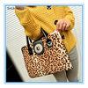 leopard print shoulder bag new designer