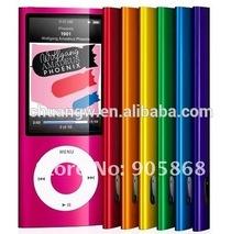 slim 4th 32gb portable music mp3 mp4 player