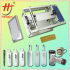 T LT-S2 precision manual screen printing machine for bottles, cups, pens