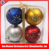 Ball 2014 new style christmas tree decoration