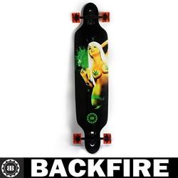 Backfire 2013 New Design canadian skate longboard complete Professional Leading Manufacturer