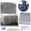 Prefab concrete fence panels easy installation lightweight concrete bricks