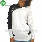 New FOX racing fleece pullover hoody woman motocross sweater