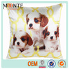 Custom Made Printing Colorful Animal dog Cat Cushion