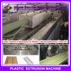 Plastic vinyl siding extrusion line