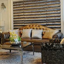 Luxury classic living room leather sofa