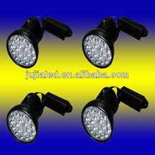 15pcs*1w wall mounted track lighting,20w led track lighting