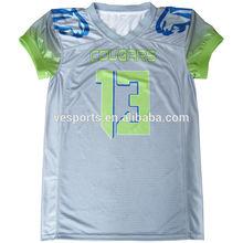 Cheap coolmax breathable american football jerseys