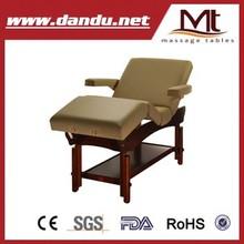 """""""Archer-Deluxe-LA"""" level Armrest wooden Massage tables"""