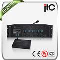 El cci t-4012 4 zona de paginación micrófono