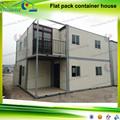 Novo design de transporte recipiente modular escritório/casa
