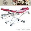 First aid automatic portable stretcher