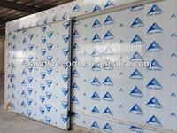 5M3 mini cold storage made of PU foam panel 100mm with PPGI sheet