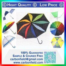 Quality guaratee snowing christmas tree umbrella