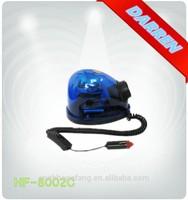 12V/24V Strobe Warning Flasher Light Exterior Strobe Light with Warning Sound